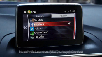 Mazda3 TV Spot, 'Mobile Phone' Song by Capital Cities - Thumbnail 5