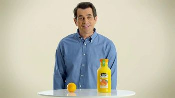 Minute Maid Pure Squeezed TV Spot, \'Hug It Out\' Featuring Ty Burrell