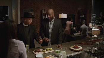 AT&T Beats Music TV Spot, 'Family Gathering' Ft. Rev Run, Song by Run-DMC - Thumbnail 4