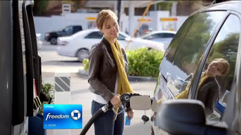 Chase Freedom Card TV Spot, 'At the Pumps' - Thumbnail 4