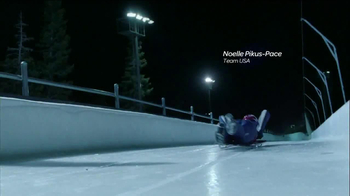 AT&T TV Spot, 'Hours' Featuring Noelle Pikus-Pace - Thumbnail 9