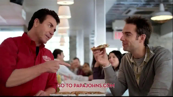 Papa John's Double Cheeseburger Pizza TV Spot - Thumbnail 8