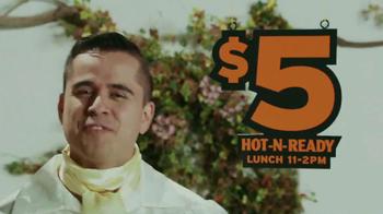 Little Caesars Pizza TV Spot, 'Deep Dish Combo Mambo' - Thumbnail 6