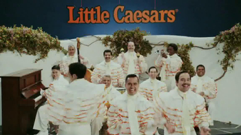 Little Caesars Pizza TV Spot, 'Deep Dish Combo Mambo' - Thumbnail 8