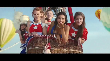 Perrier Sparkling Water TV Spot, 'Hot Air Balloons'
