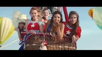 Perrier Sparkling Water TV Spot, 'Hot Air Balloons'