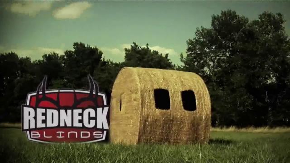 Redneck Hunting Blinds Tv Commercial Adapt To Wildlife