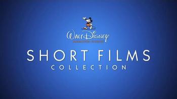 Walt Disney Animation Studios Short Films Collection Blu-ray TV Spot