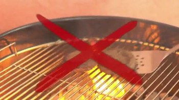 Grill Disk TV Spot, 'Real Barbeque Flavor' - Thumbnail 2