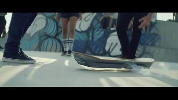 Lexus Hoverboard TV Spot, 'It's Here' Song by Rudimental