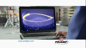 PoliGrip TV Spot For PoliGrip Featuring Cynthia Miller
