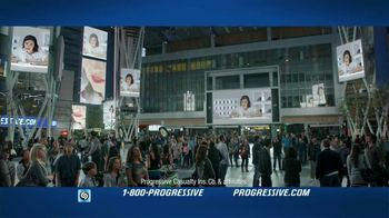 Progressive Snapshot Test Drive TV Spot, 'Flo's Announcement' - 963 commercial airings