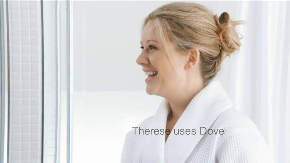 Dove TV Commercial For Dove Versus Ordinary Soap With Therese And Molly