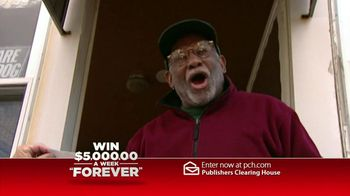 Publisher's Clearinghouse Forever Prize TV Spot, 'Win' - Thumbnail 1