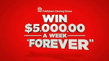 Publisher's Clearinghouse Forever Prize TV Spot, 'Win' - Thumbnail 3