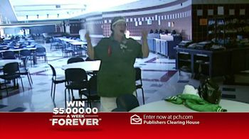 Publisher's Clearinghouse Forever Prize TV Spot, 'Win' - Thumbnail 5