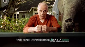 Spiriva TV Spot For COPD With Elephant - Thumbnail 3