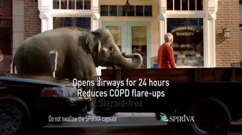 Spiriva TV Spot For COPD With Elephant - Thumbnail 5