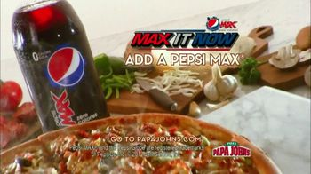 Papa John's TV Spot For Pepsi Max Featuring Jeff Gordon - Thumbnail 10