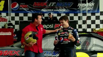 Papa John's TV Spot For Pepsi Max Featuring Jeff Gordon - Thumbnail 5