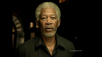 Entertainment Industry Foundation (EIF) TV Spot Featuring Morgan Freeman