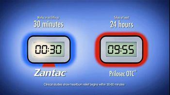 Zantac TV Spot, 'MediFacts: Zantac vs. Prilosec OTC' - Thumbnail 5
