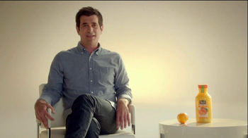 Minute Maid Pure Squeezed TV Spot 'Jealous Orange' Featuring Ty Burrell