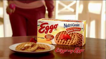 Kellogg's TV Spot For NutriGrain Eggo Waffles - Thumbnail 9