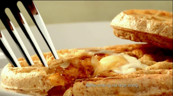 Kellogg's TV Spot For NutriGrain Eggo Waffles - Thumbnail 7