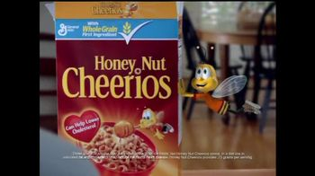 Honey Nut Cheerios TV Spot, 'Insect Wall' - Thumbnail 4