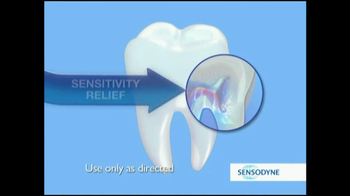 Sensodyne TV Spot For Sensodyne Featuring Dr. Alexander-Smith