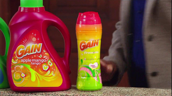 Gain Fireworks Scent Booster TV Spot Featuring Wanda Sykes