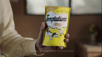Temptations Cat Treats TV Spot, 'Cat Boots' - Thumbnail 7