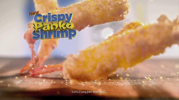 Long John Silver's TV Spot For Crispy Panko Shrimp