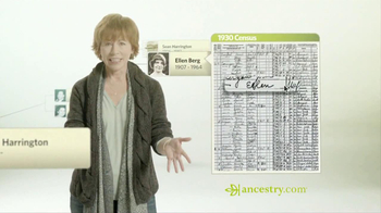 Ancestry.com TV Spot, '4 Blocks Away'