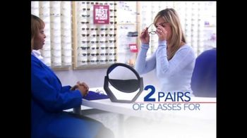 America's Best Contacts and Eyeglasses TV Spot For Two Pairs of Glasses  - Thumbnail 5