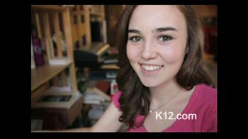 K12 TV Spot, 'Online Public School Options'