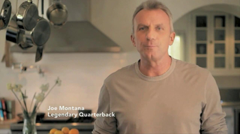 Joint Juice TV Spot Featuring Joe Montana - Thumbnail 1