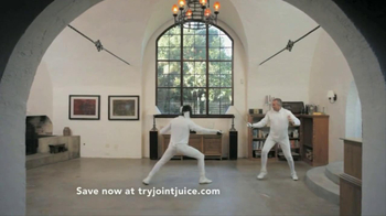 Joint Juice TV Spot Featuring Joe Montana - Thumbnail 5