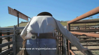 Joint Juice TV Spot Featuring Joe Montana - Thumbnail 7