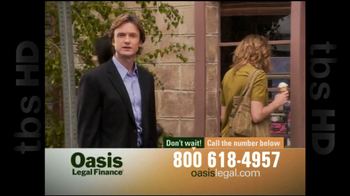 Oasis Legal Finance TV Spot, 'Customer Testimonials'
