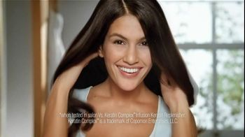 Suave TV Spot For Suave Professional Keratin Heat Defense Conditioner