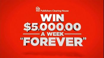 Publishers Clearing House Forever Prize TV Spot, 'Wouldn't It Be Great?' - Thumbnail 5