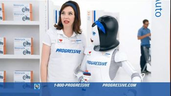Progressive TV Spot For Flobot is Broken - 3021 commercial airings