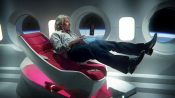 Virgin Mobile HTC EVO V 4G TV Spot Featuring Richard Branson