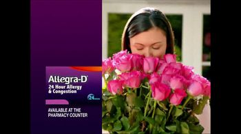 Allegra-D TV Spot, 'Smells'