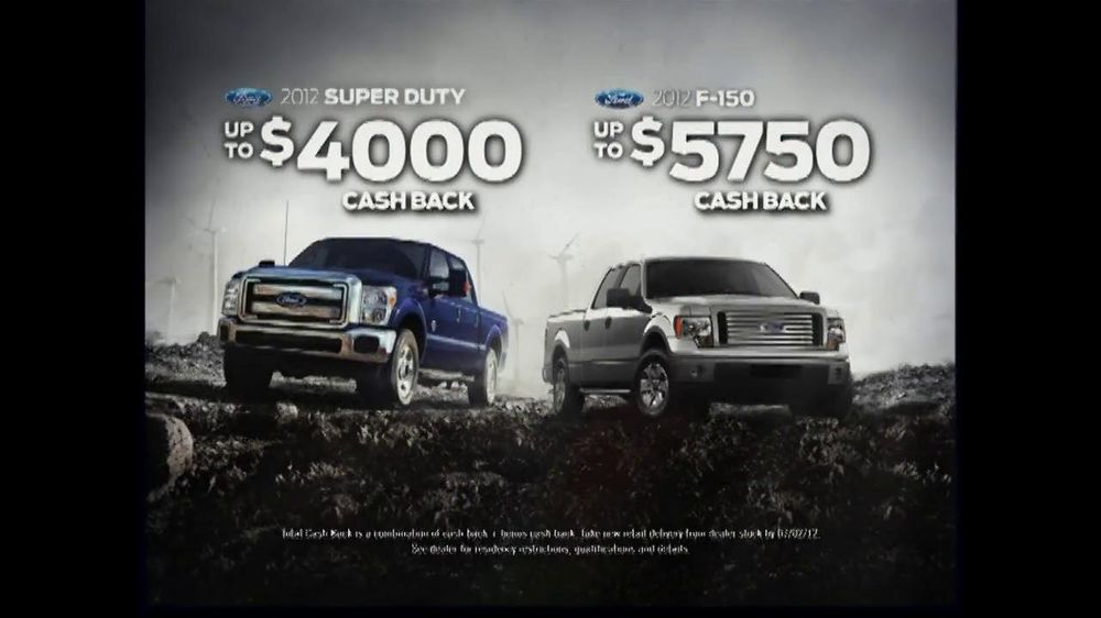 Ford F-Series Trucks TV Commercial, 'Fuel Efficiency ...