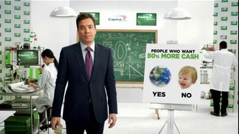 Capital One Cash Rewards, 'Baby Bear' Featuring Jimmy Fallon - Thumbnail 3