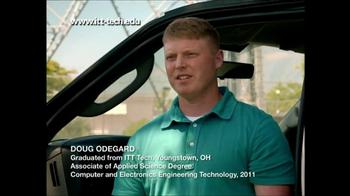 ITT Technical Institute TV Spot Featuring Doug Odegard