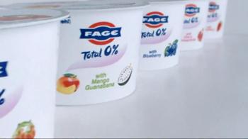 Fage Total 0% Greek Yogurt TV Spot, 'Best Ever Tasted' - Thumbnail 8